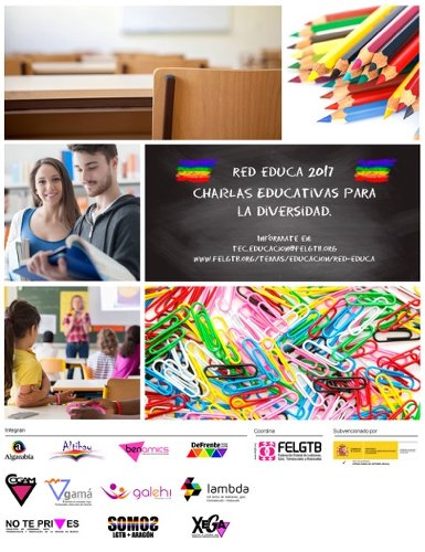Cartel red educa 2017
