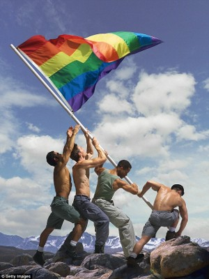 gay flag boys web