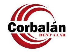 Logo Corbalán Rent a Car